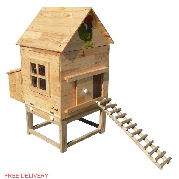Chicken Coop Villa